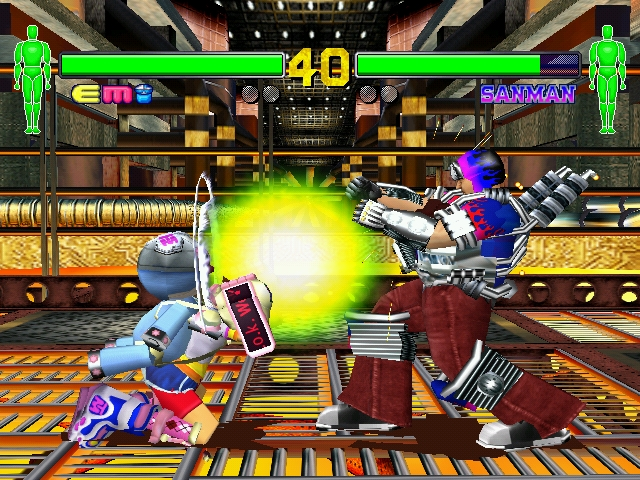 fighting vipers dreamcast