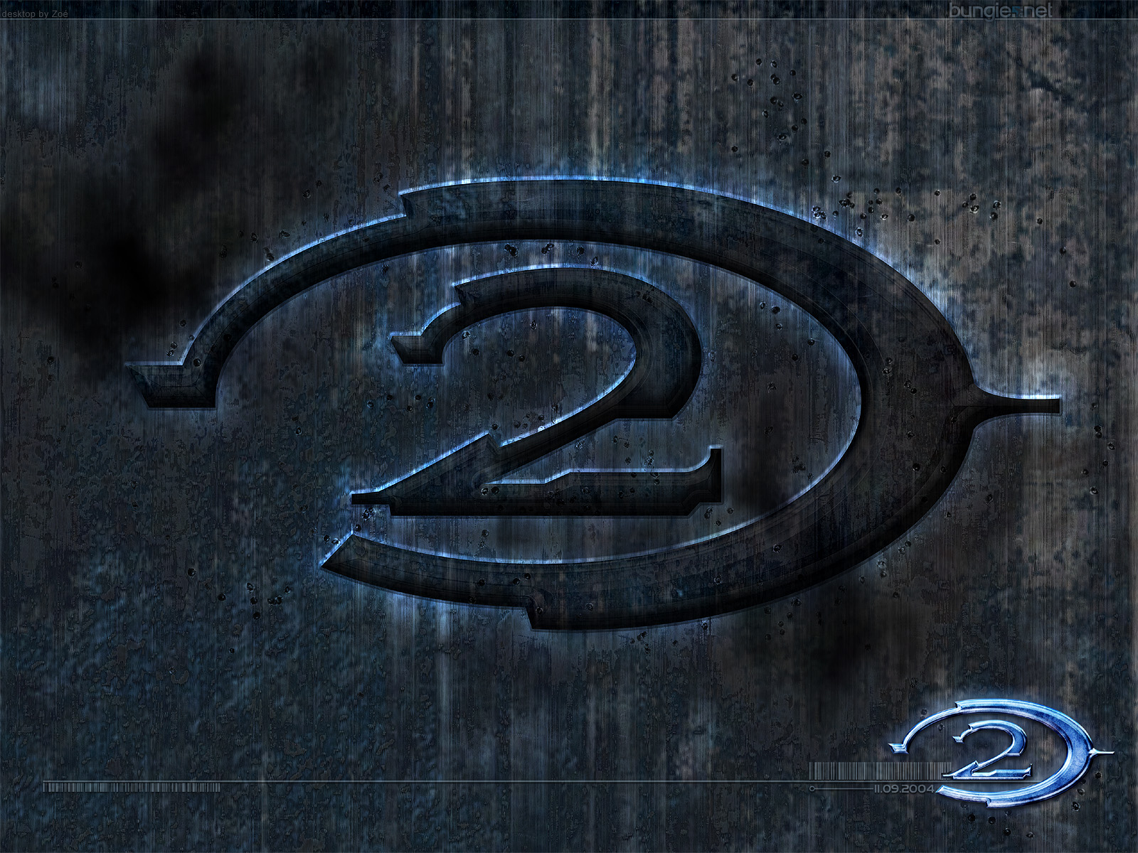 Halo 2 2004 Promotional Art Mobygames