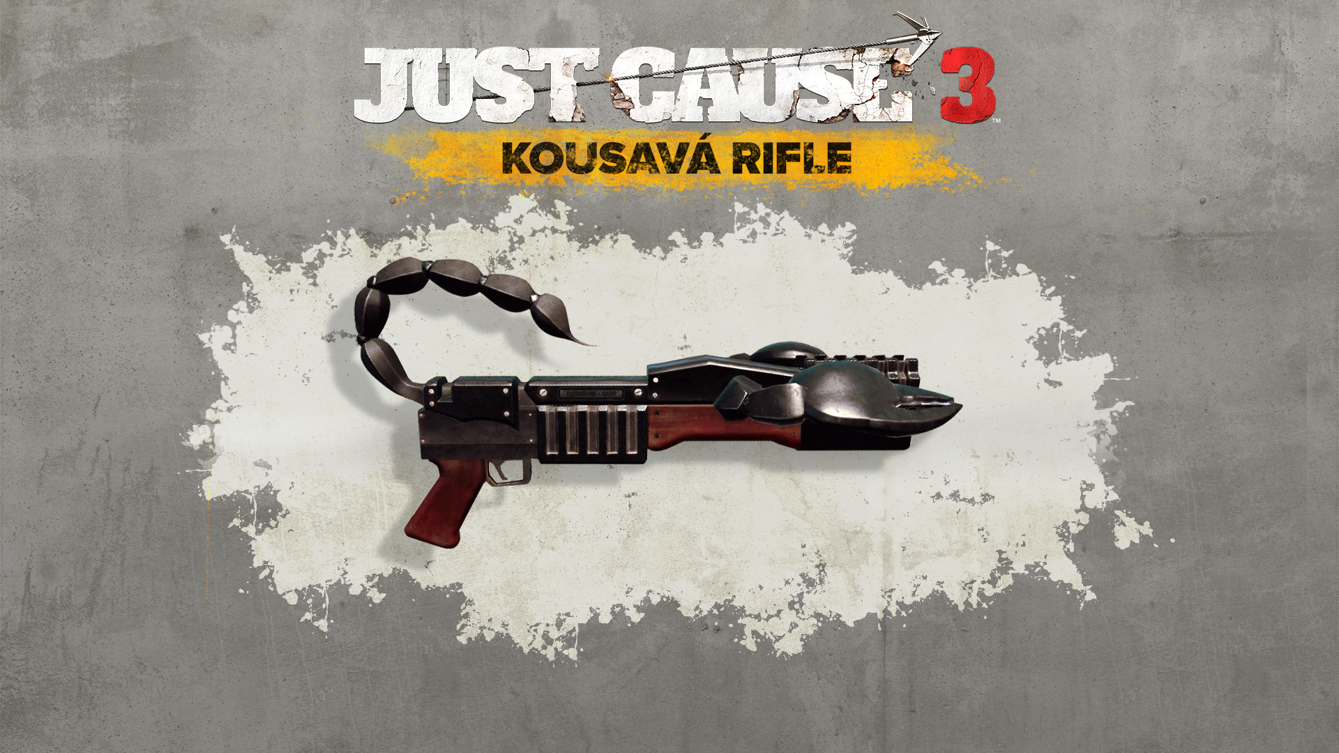 Just Cause 3 Kousav Rifle 2016 Promotional Art Mobygames Sony Ps4 Gold Edition Other