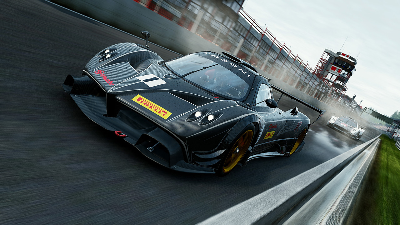 Project Cars 2015 Promotional Art