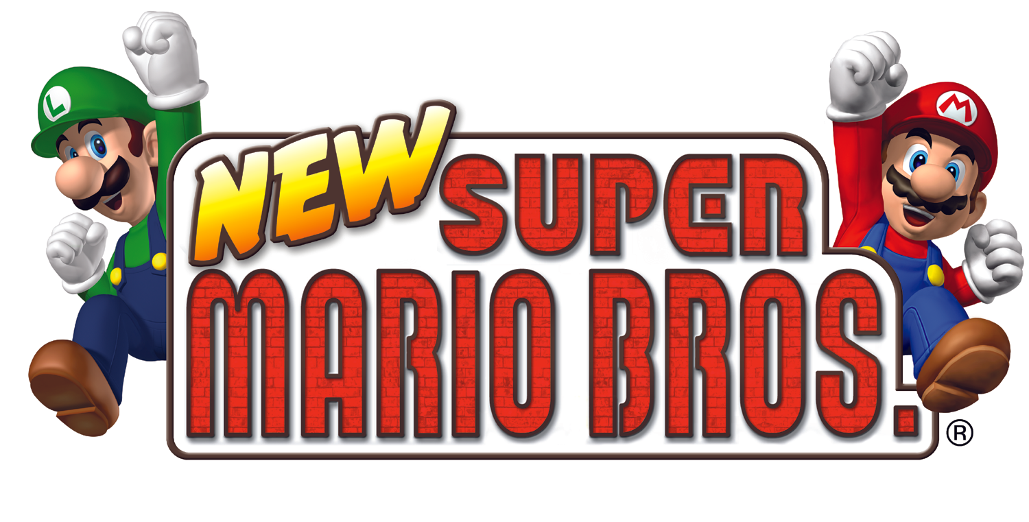 New Super Mario Bros 2006 Promotional Art Mobygames