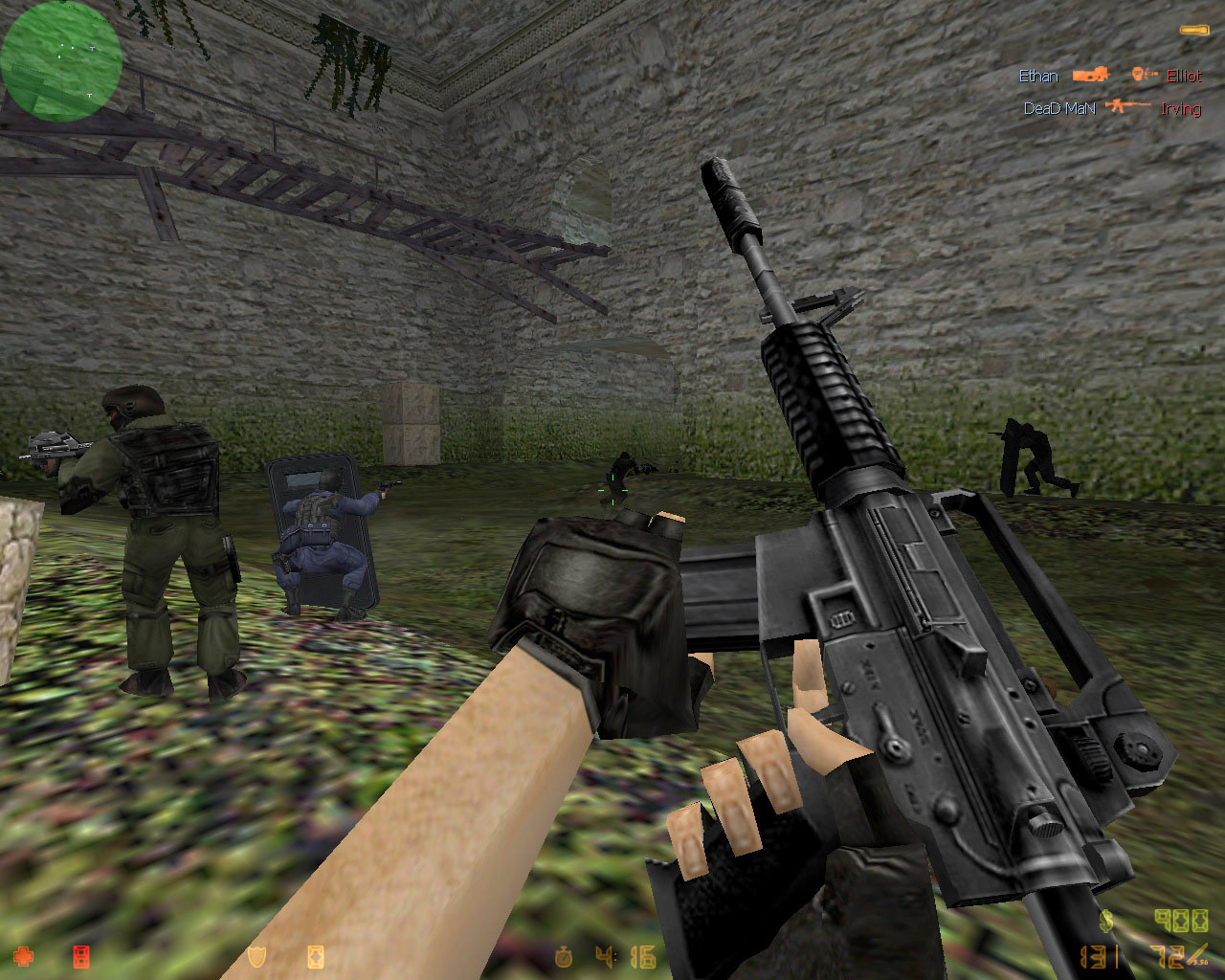 How to run counter-strike 1. 6 natively in steam for linux geek. Com.