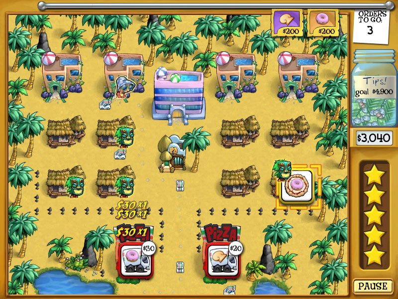 Pizza frenzy pc game download | gamefools.
