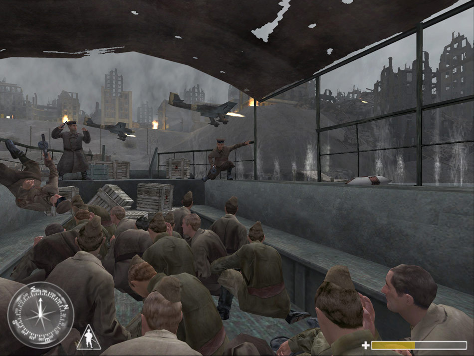call of duty ww2 instructions