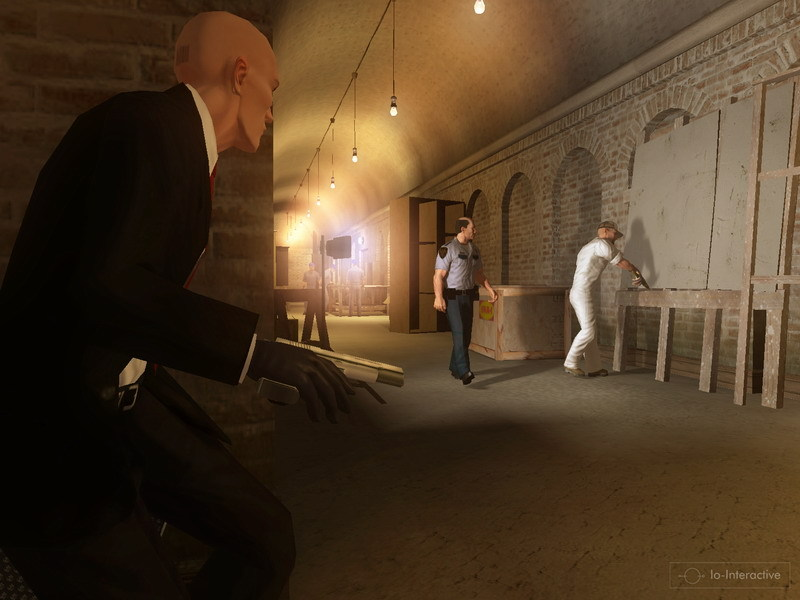 Hitman Blood Money 2006 Promotional Art Mobygames