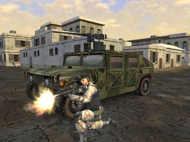 Delta force: black hawk down pc review and full download   old.