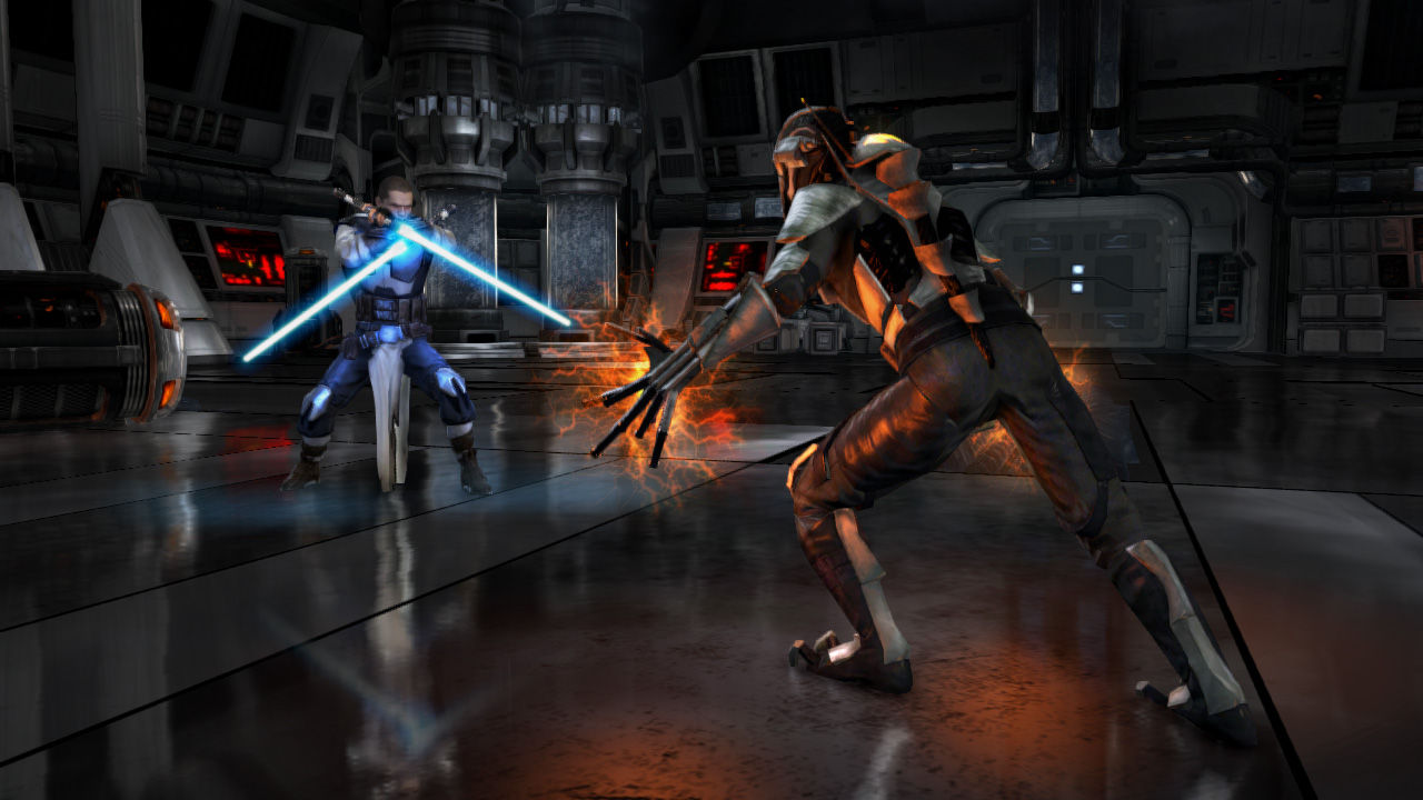 Star Wars: The Force Unleashed II (2010) promotional art - MobyGames