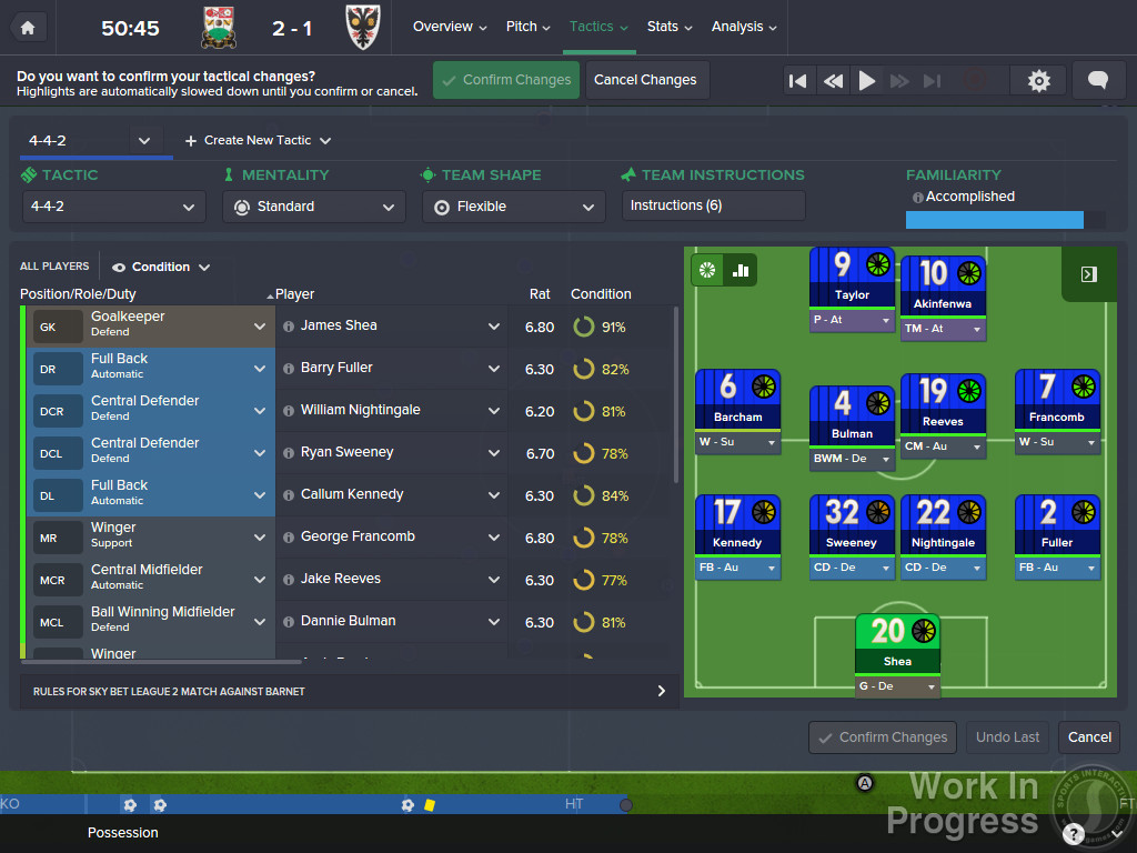 Football manager mobile 2019 tactics download | Football Manager