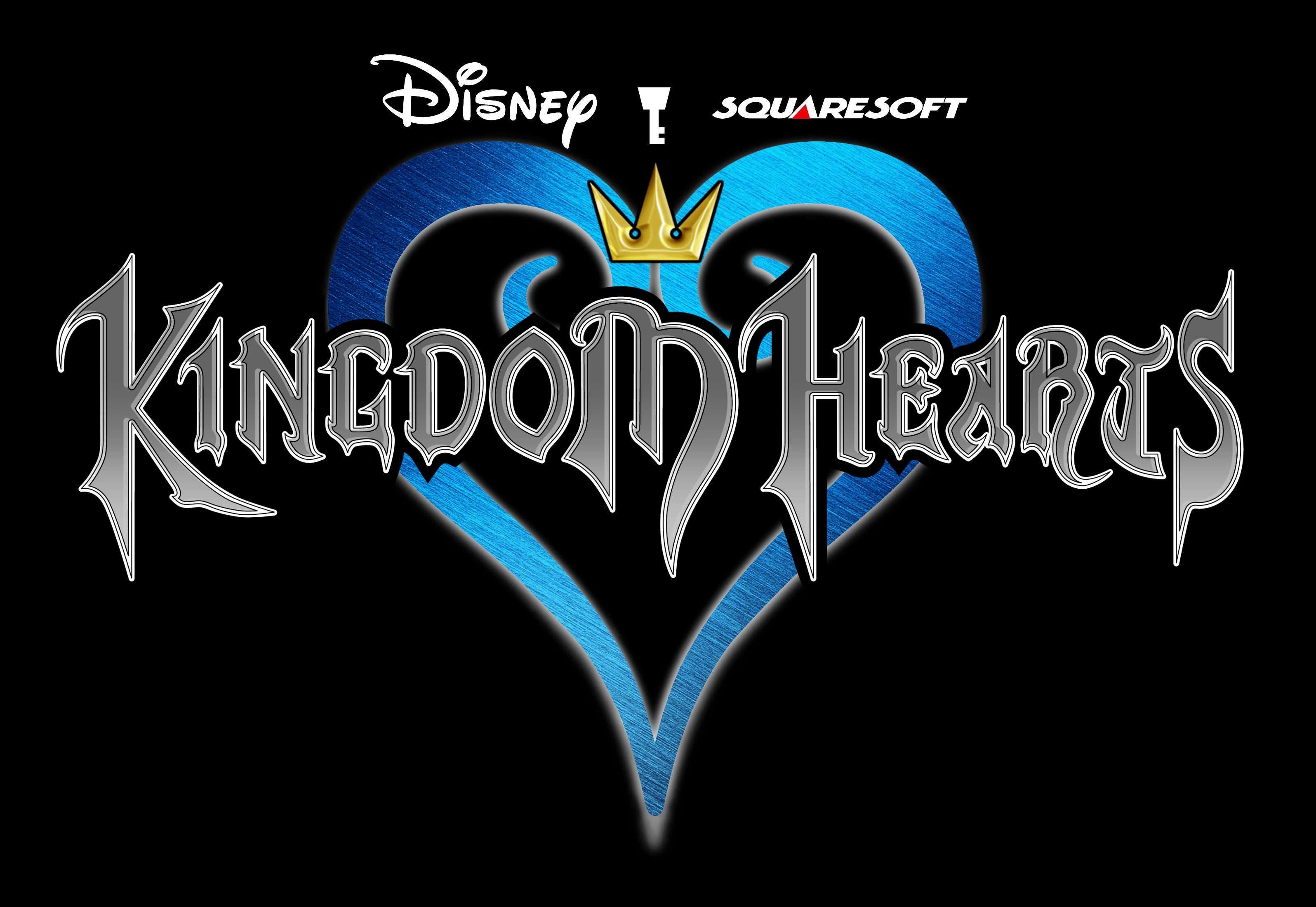 Kingdom Hearts (2002) promotional art - MobyGames