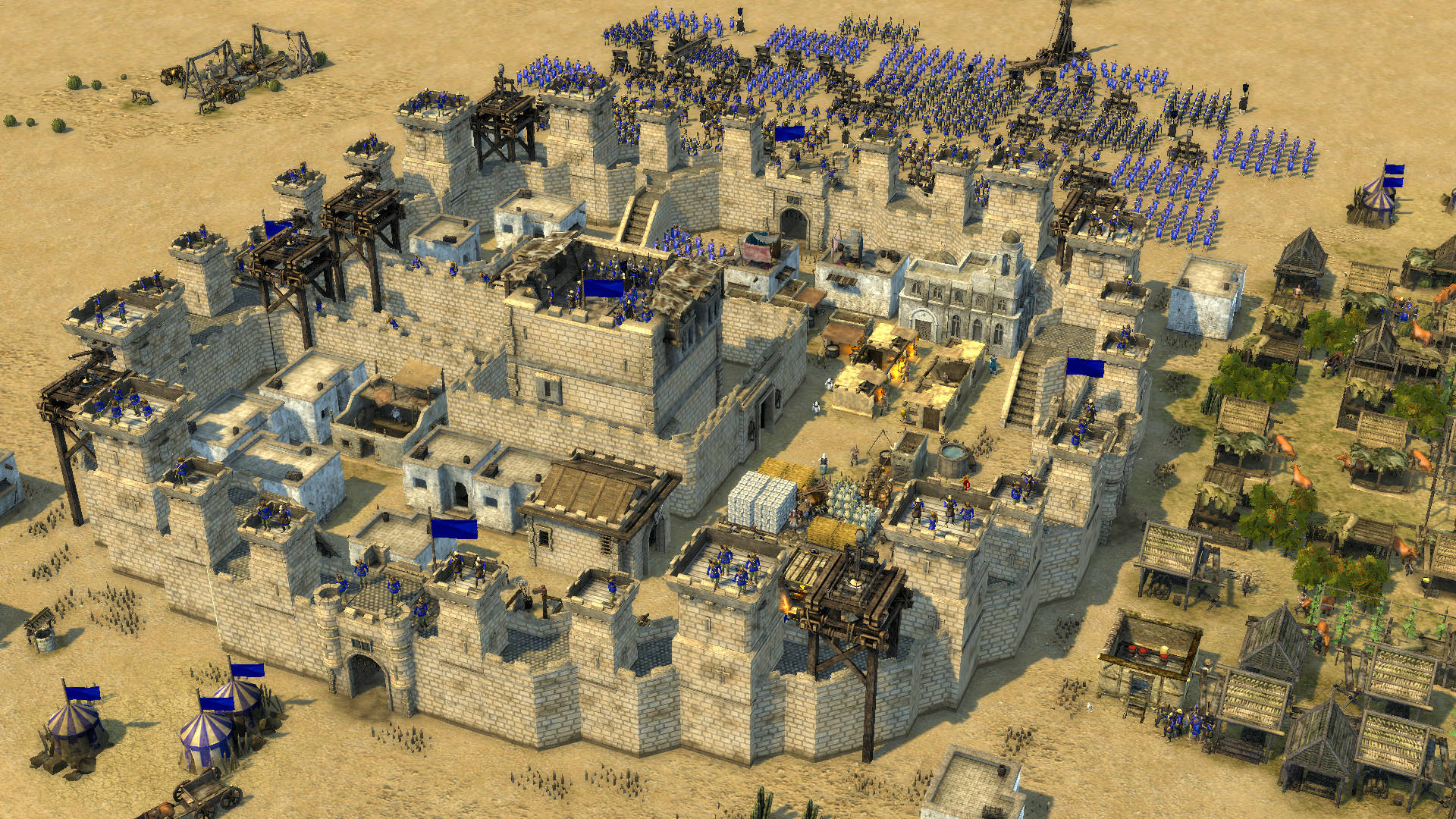 Stronghold Crusader II: The Jackal & The Khan 2015 pc game Img-3