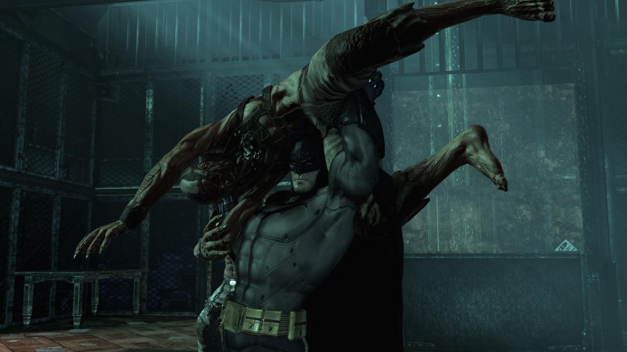 Pc] batman: arkham city game of the year edition.