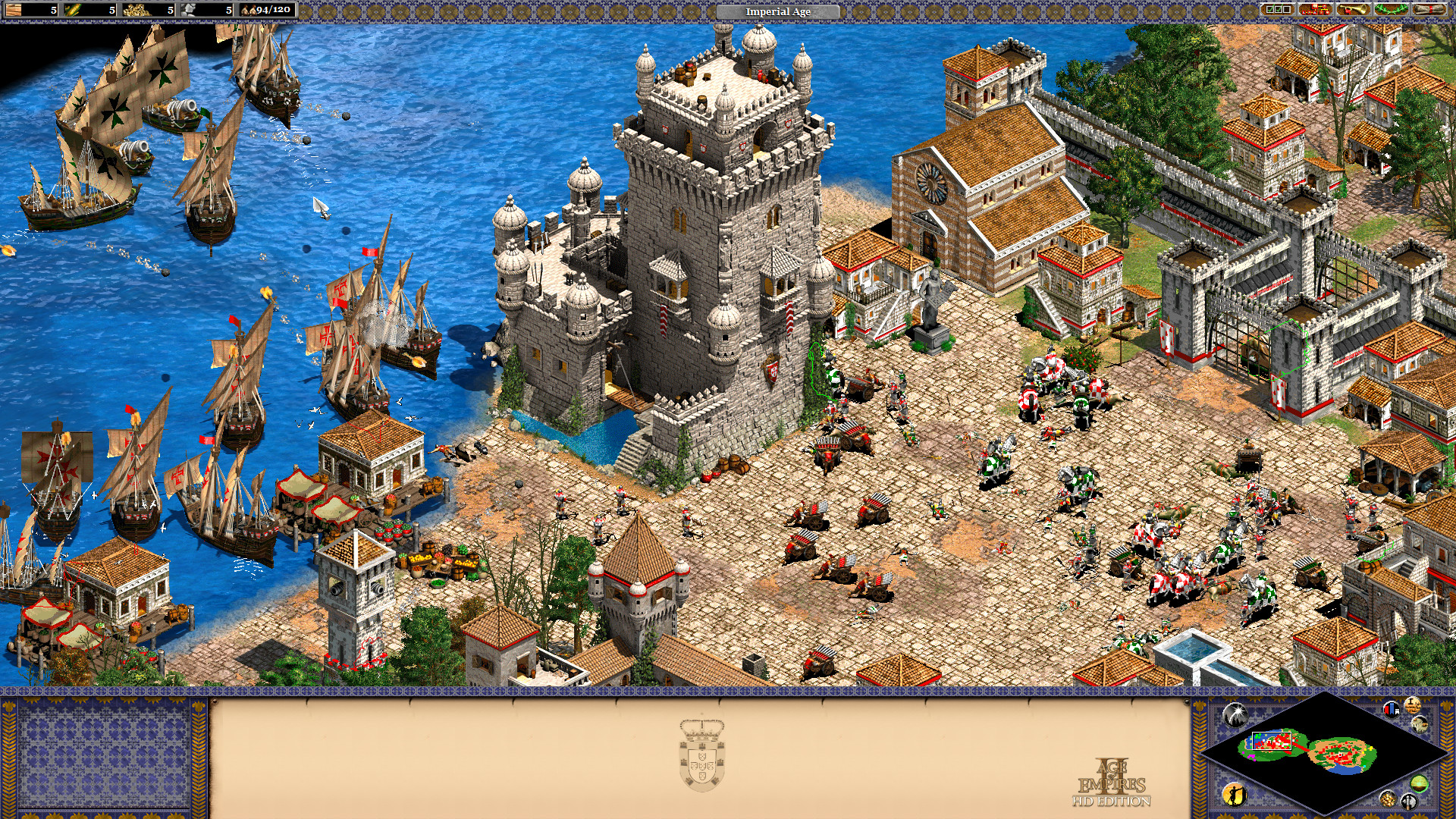Age of Empires II: HD Edition - The African Kingdoms Screenshot