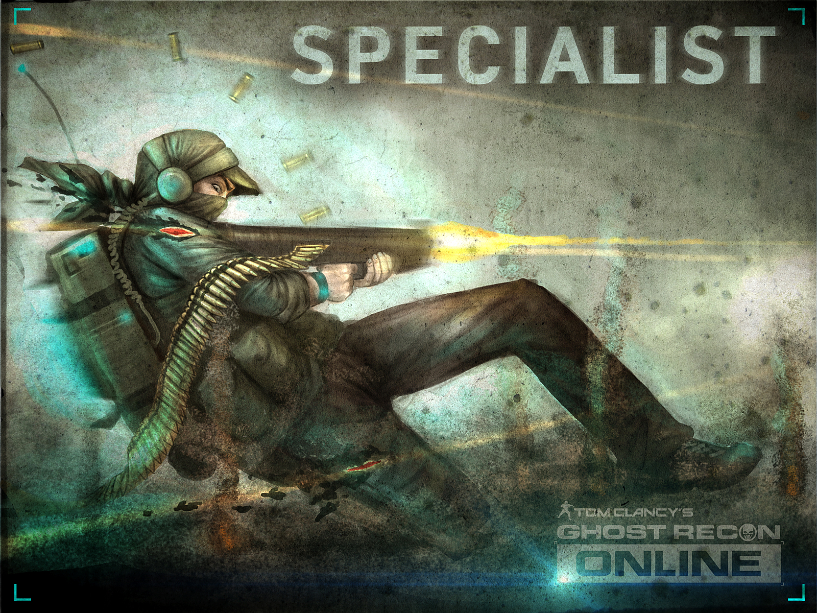 Tom Clancys Ghost Recon Phantoms Wallpaper Download Original 1600x1200