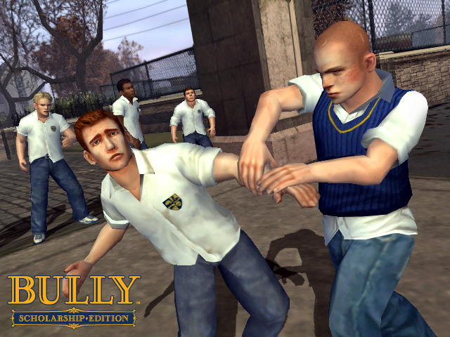 bully scholarship edition 2008 promotional art mobygames
