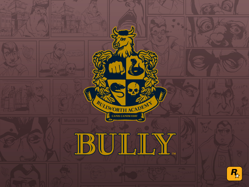 Bully 2012 Promotional Art Mobygames