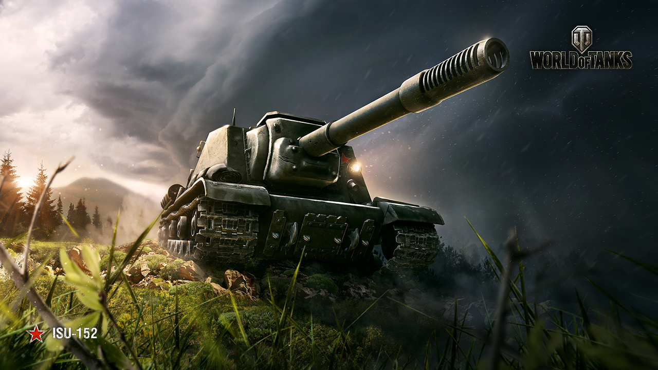 World of Tanks (2011) promotional art - MobyGames