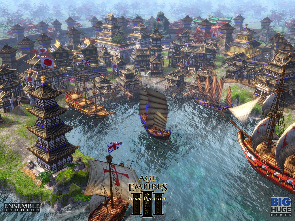 Home page age of empires iii heaven.
