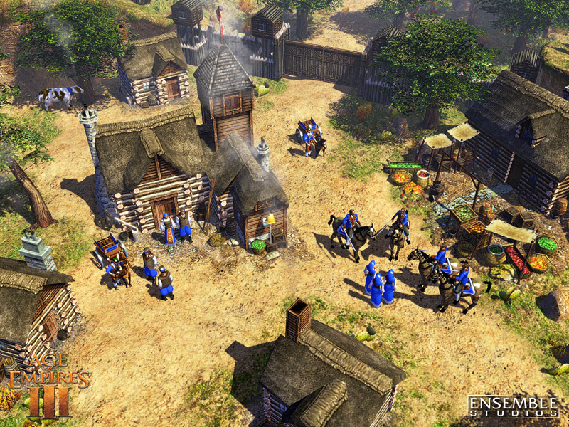 download age of empires 3 full for mac