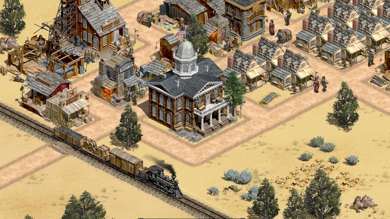 1849: Nevada Silver Screenshot