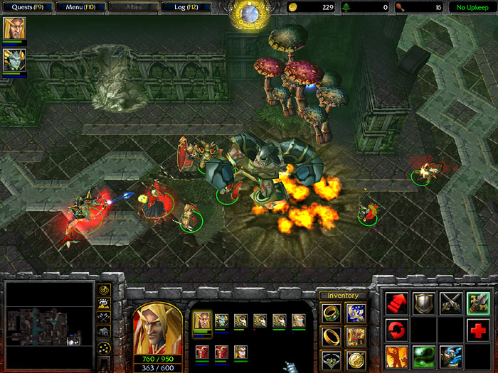 Frozen throne games free download full
