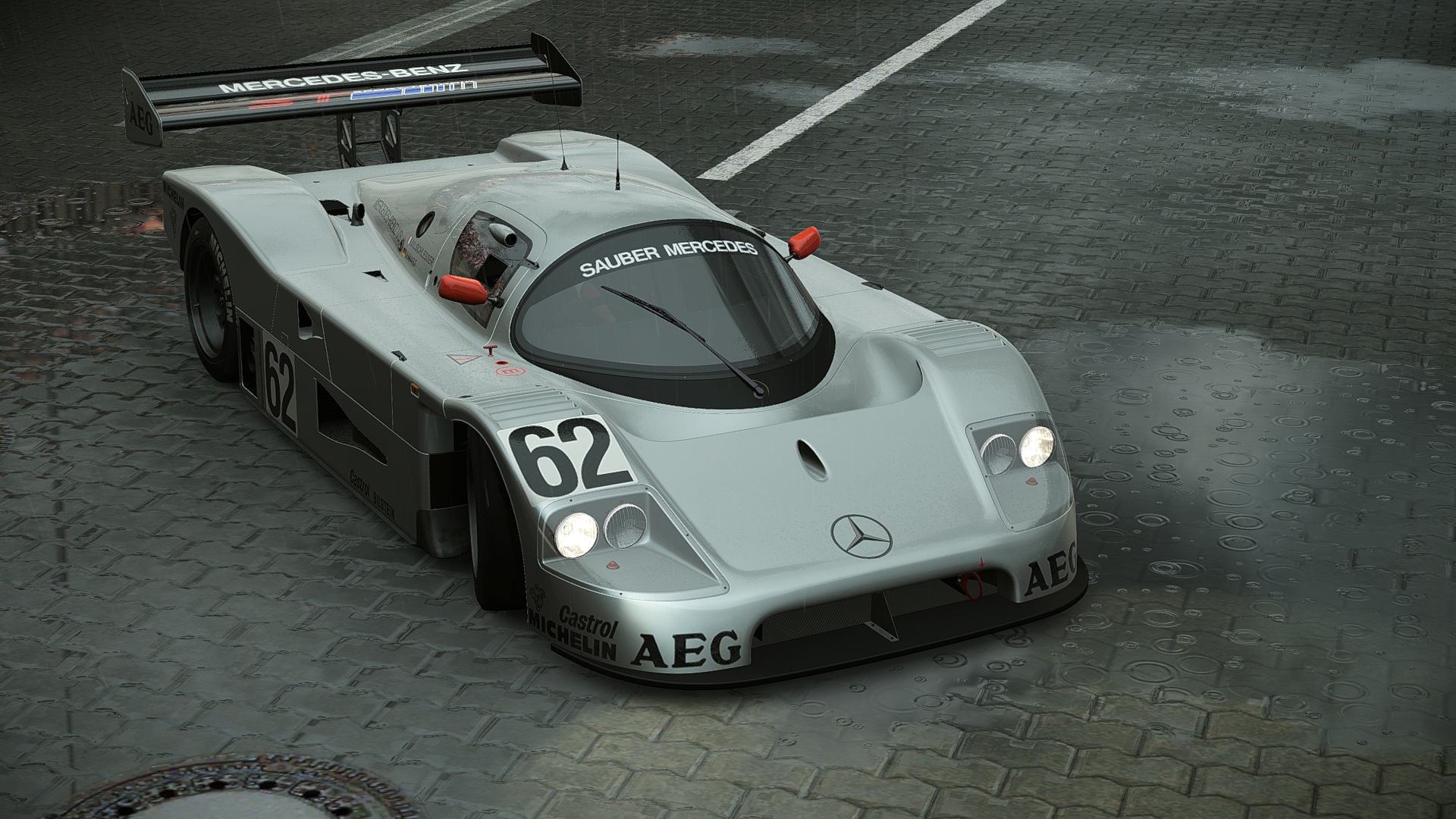 Project Cars: Limited Edition Car Pack (2015) promotional art