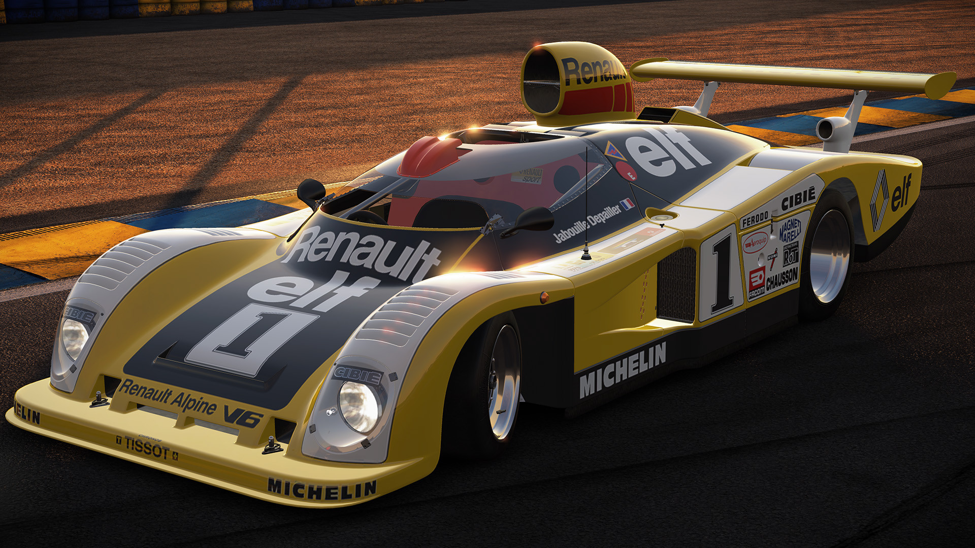 Delightful Project Cars: Renault Sport Car Pack Screenshot