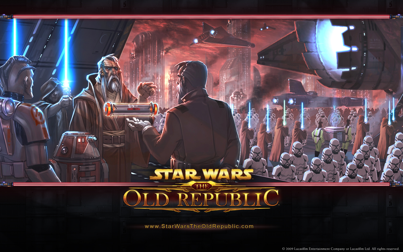 Star Wars The Old Republic 2011 Promotional Art Mobygames