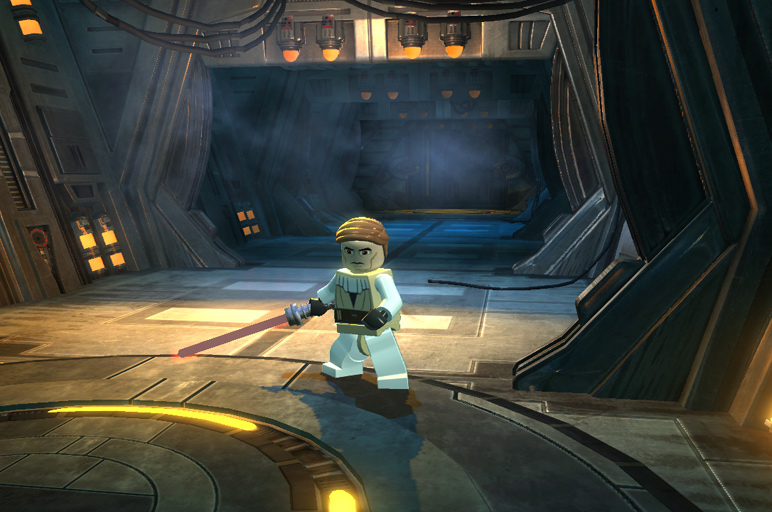LEGO Star Wars III: The Clone Wars (2011) promotional art - MobyGames