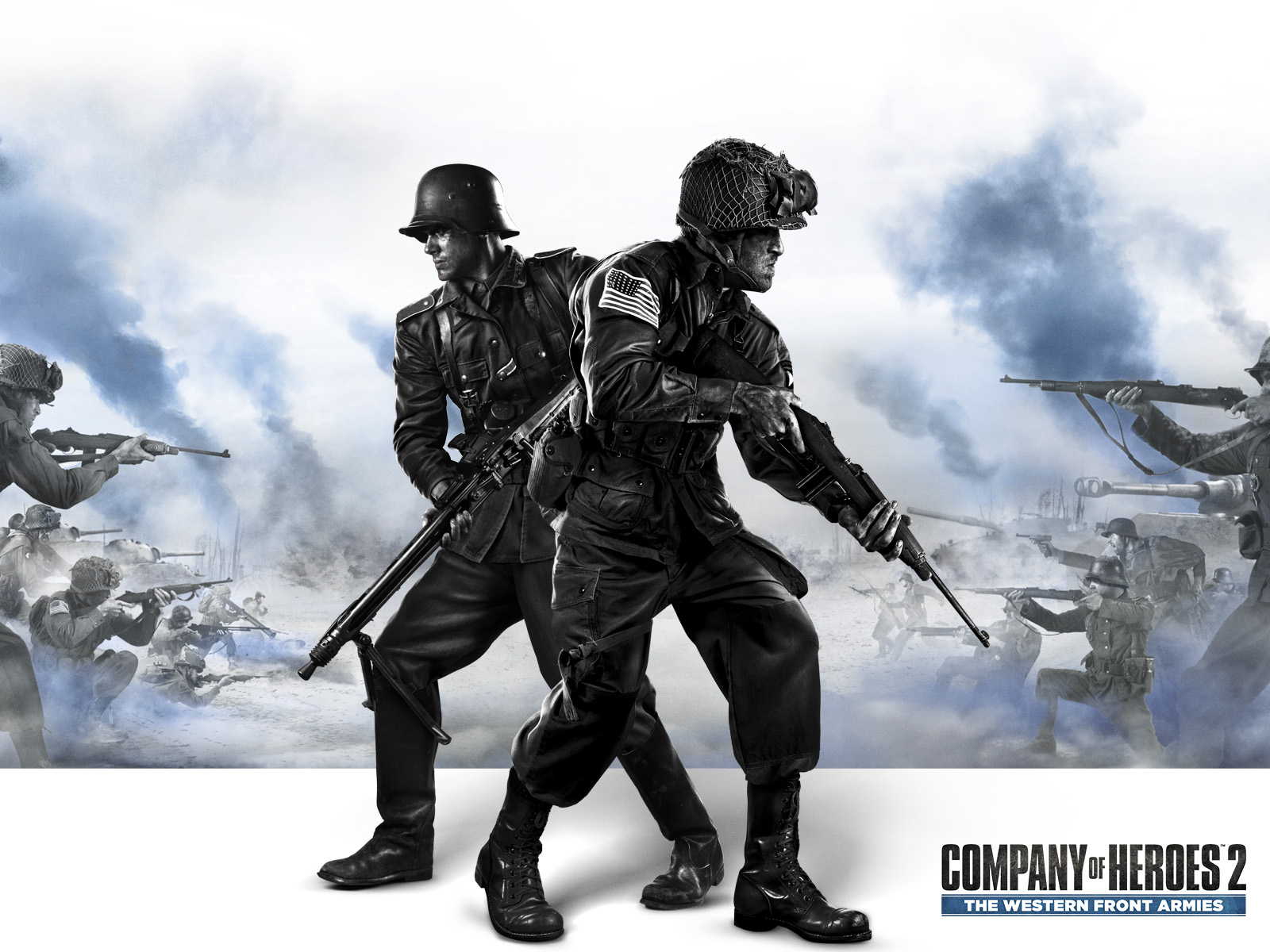Company Of Heroes 2 The Western Front Armies 2016