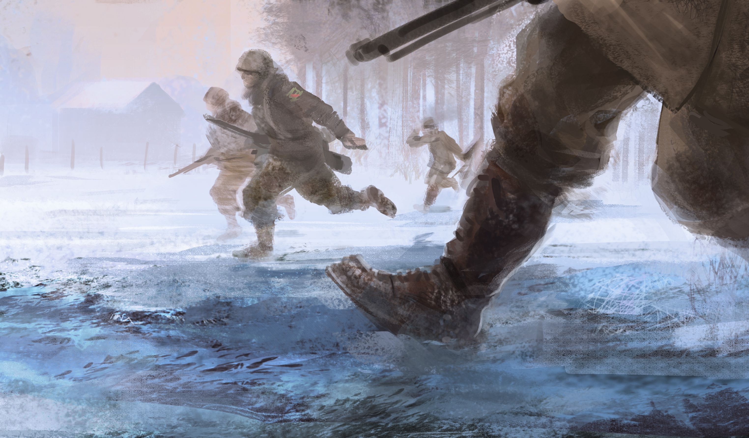 Company Of Heroes 2 2013 Promotional Art Mobygames