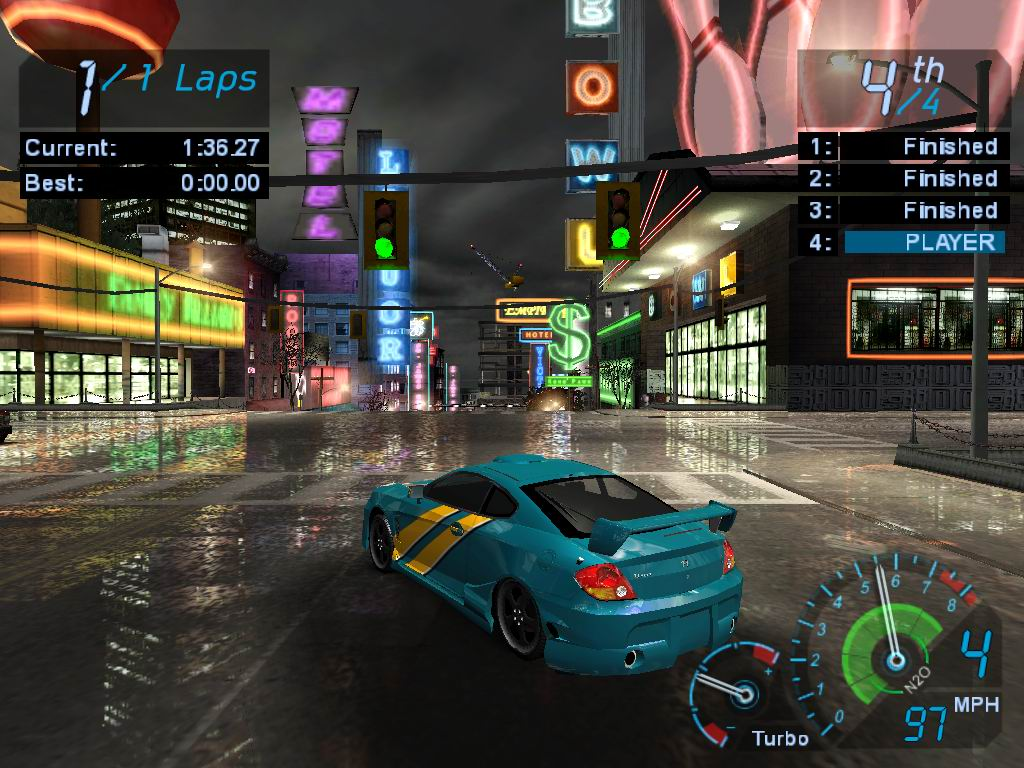 Need For Speed Underground 2003 Promotional Art Mobygames