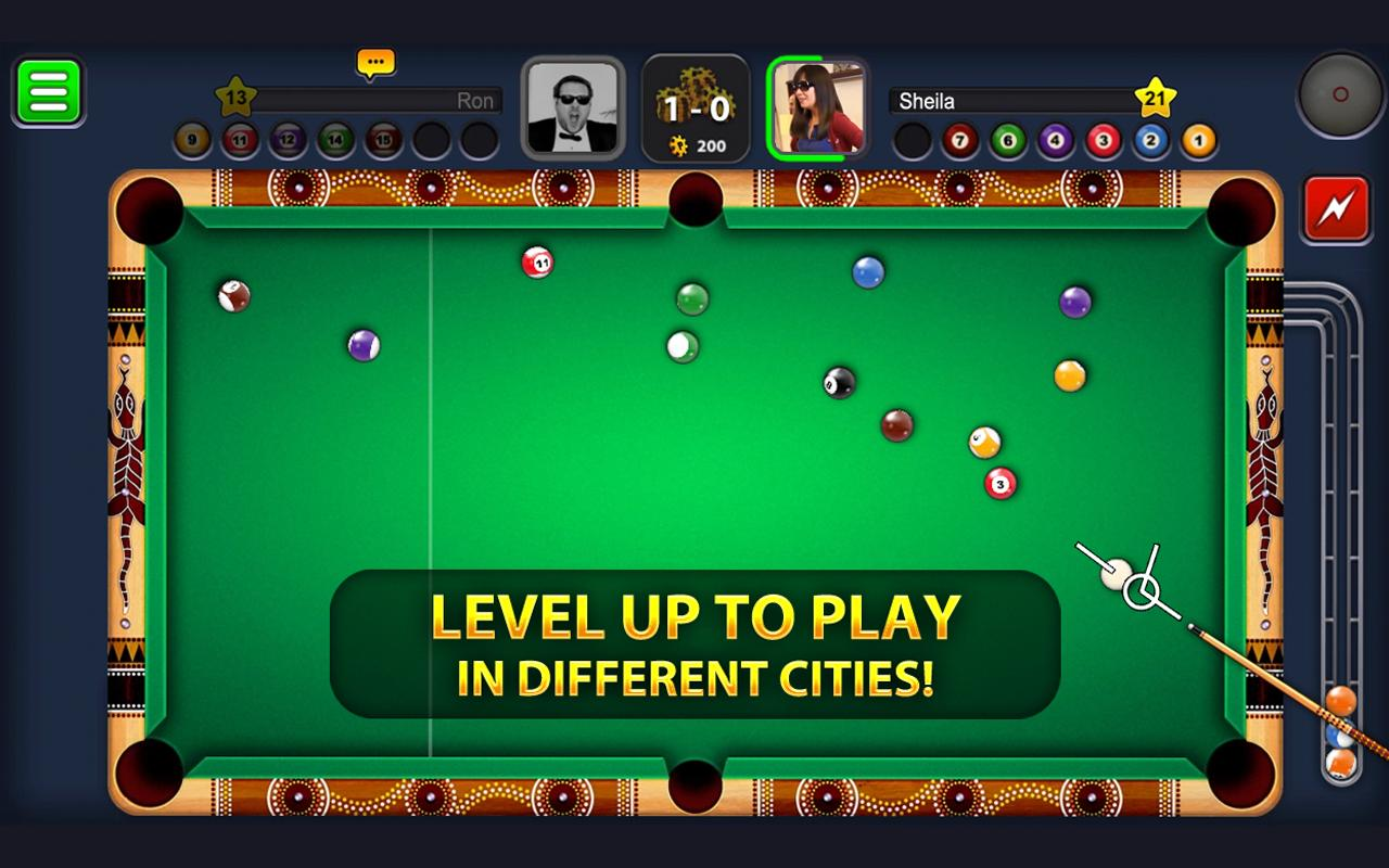 Download 8 ball pool for pc / 8 ball pool on pc andy android.