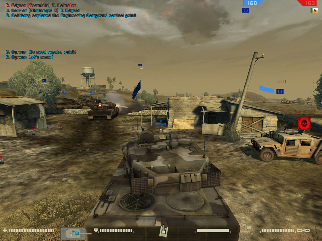 Battlefield 2: Booster Pack - Euro Force (2006) promotional