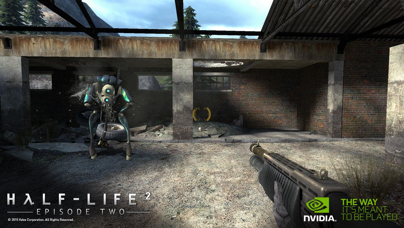 Half-life 2: episode 3 pc box art cover by nalty.