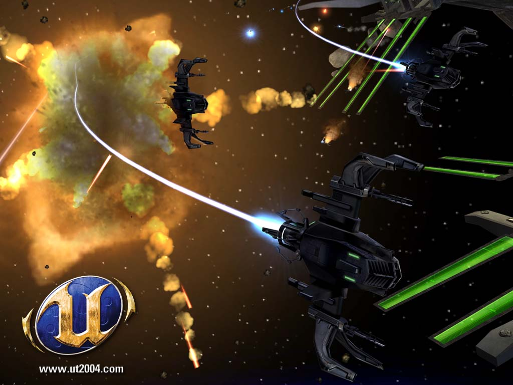 Unreal Tournament 2004 2004 Promotional Art Mobygames