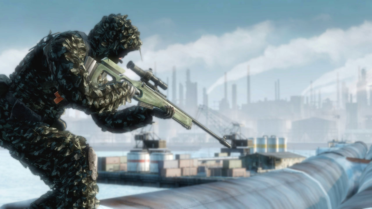 Battlefield Bad Company 2 2010 Promotional Art Mobygames