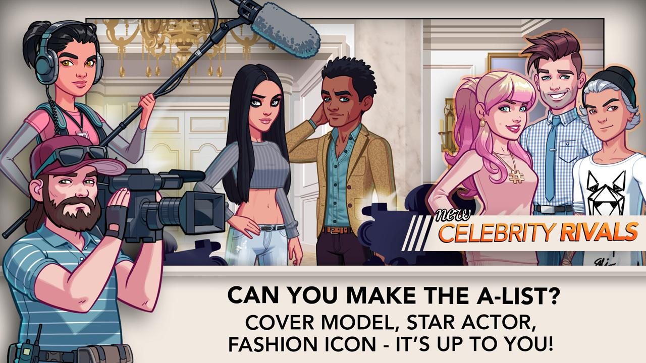 Kim Kardashian Game Cartoon