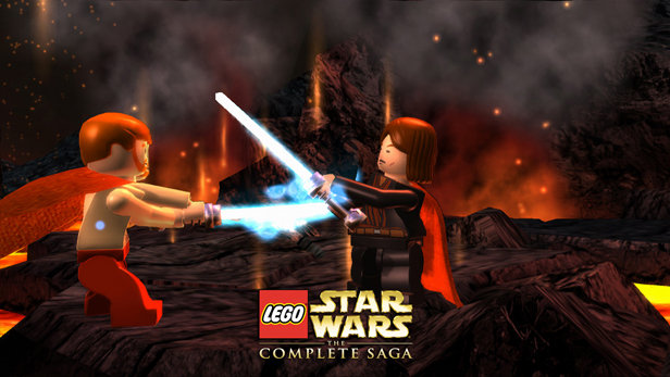 LEGO Star Wars: The Complete Saga (2015) promotional art - MobyGames