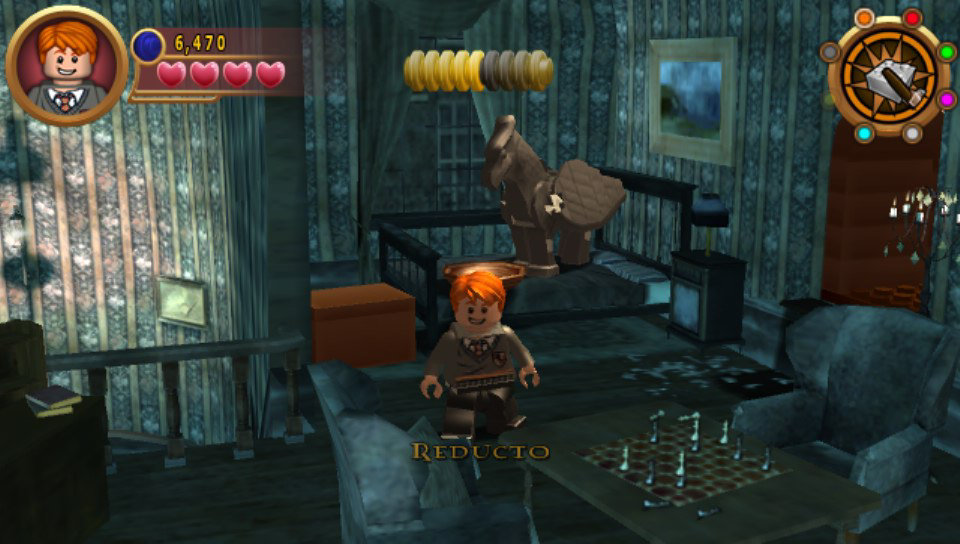 lego harry potter years 5-7 part 6
