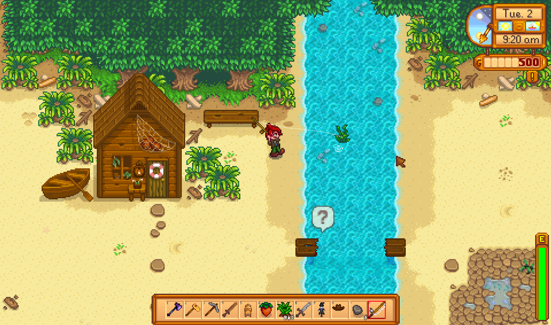 Stardew Valley (2019) promotional art - MobyGames
