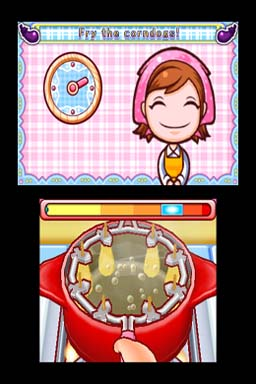 Cooking Mama 4 Kitchen Magic 2011 Promotional Art Mobygames