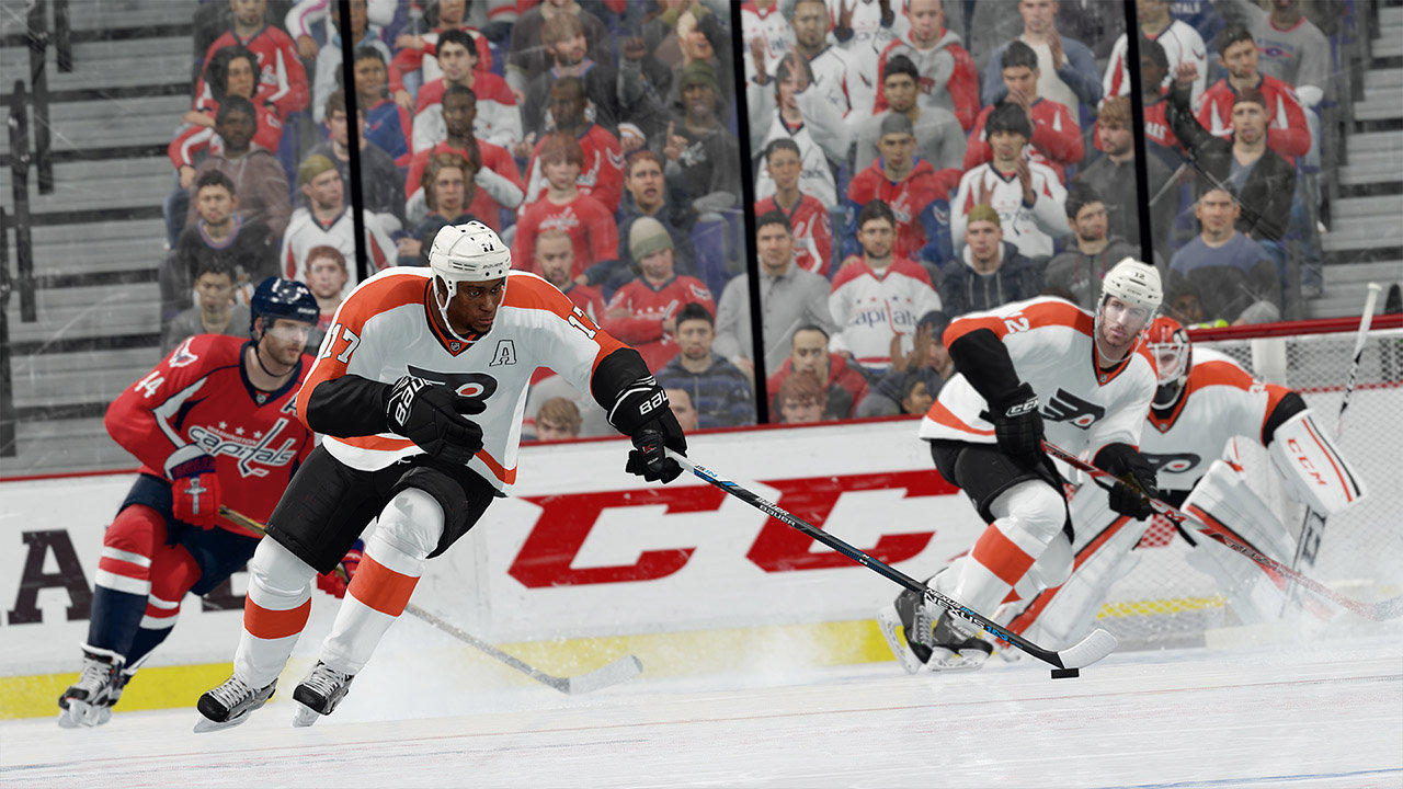 Nhl 17 2016 Promotional Art Mobygames