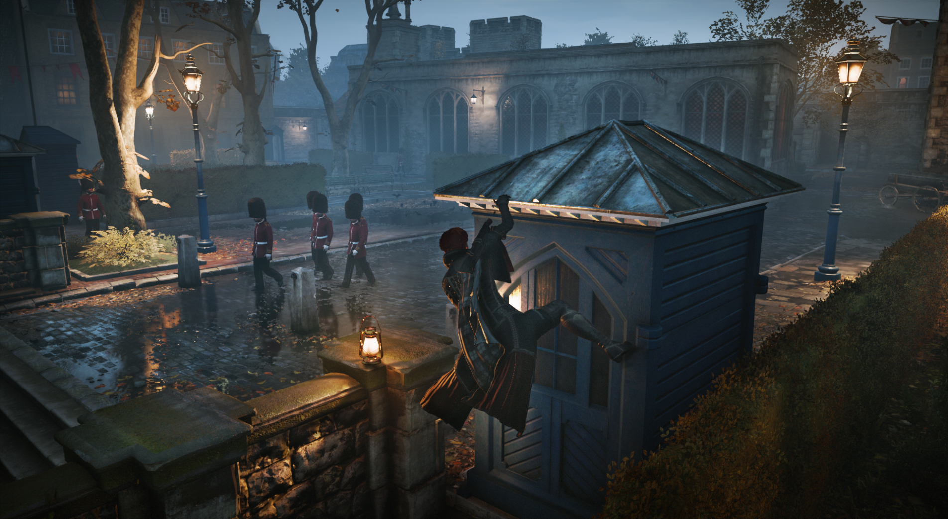 Assassin S Creed Syndicate 2015 Promotional Art Mobygames