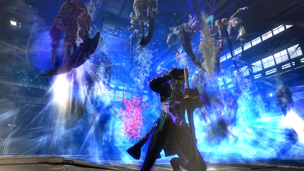 Devil May Cry 4 Special Edition 2015 Promotional Art Mobygames
