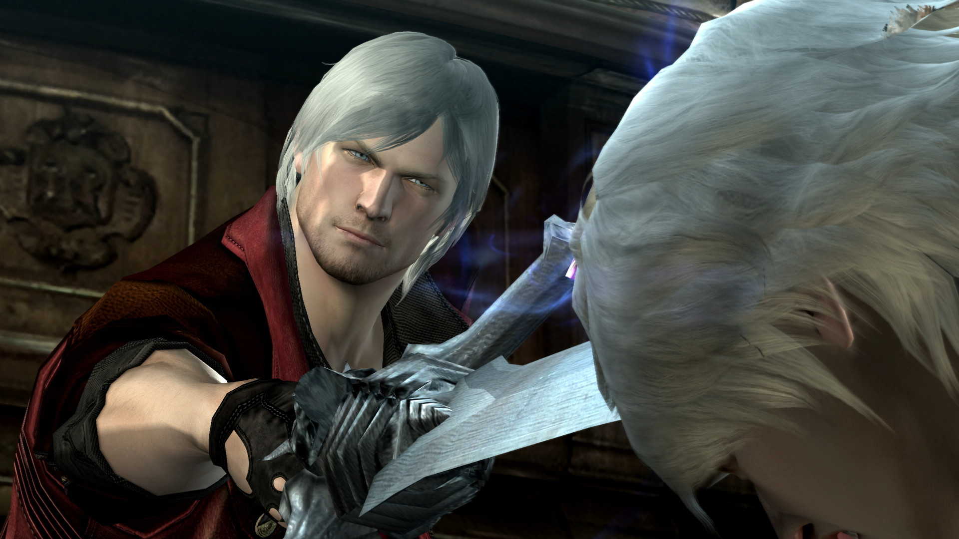 Devil May Cry 4 Special Edition 2015 Promotional Art