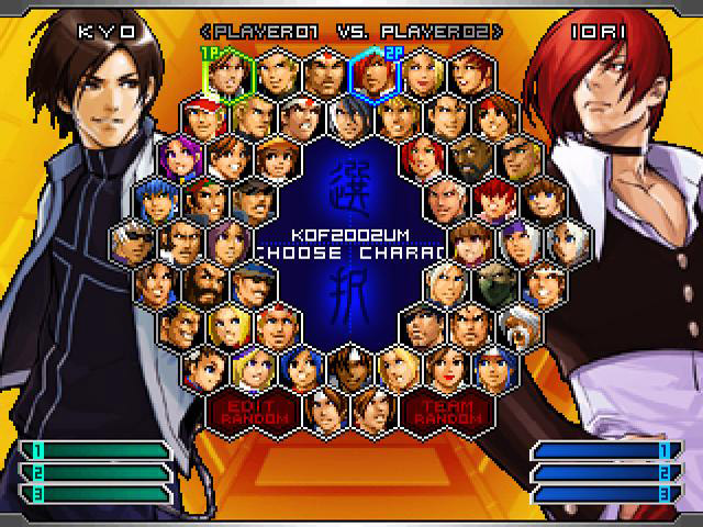 The King Of Fighters 2002 Unlimited Match Tougeki Ver 2010