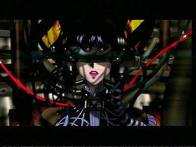 Ghost In The Shell 1997 Promotional Art Mobygames