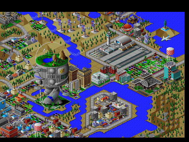 sim city original