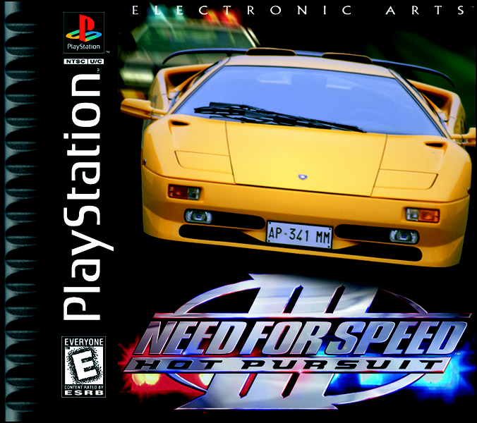 Need For Speed Iii Hot Pursuit 1998 Promotional Art Mobygames