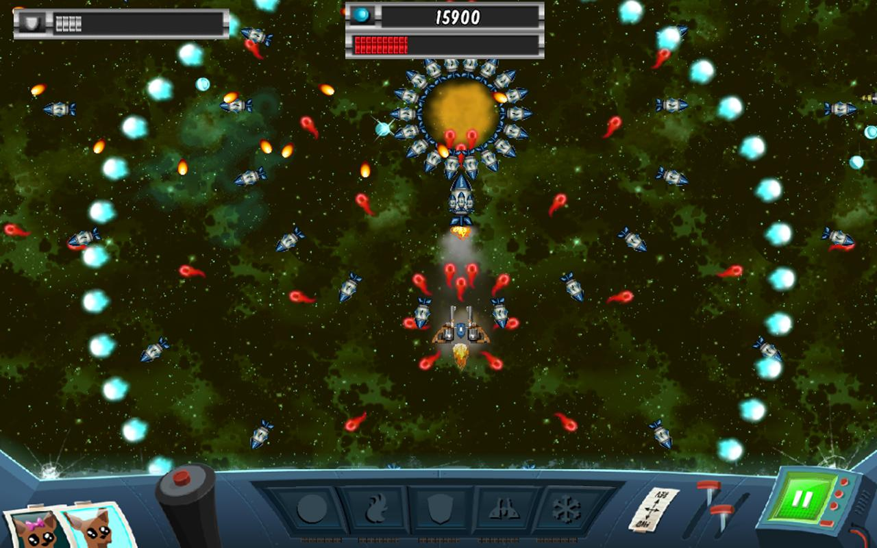 A Space Shooter For 2 Bucks 2010 Promotional Art Mobygames